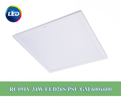 Đèn led panel 34W 600x600 RC091V LED26S PSU GM